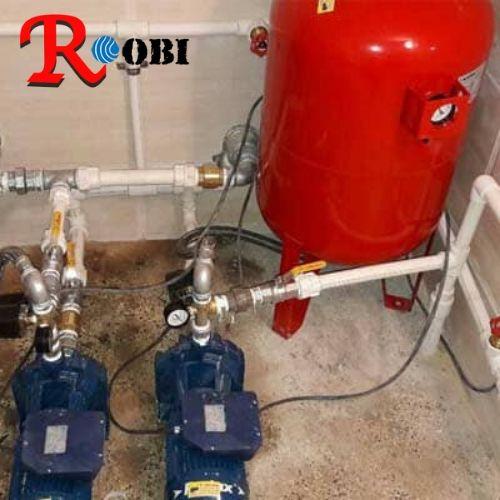 تعمیر پمپ آب سیار