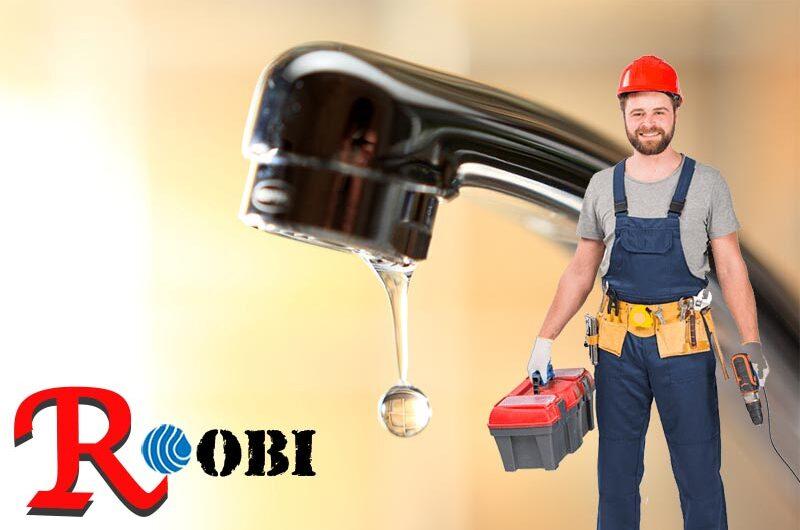 تنظیم کم فشاری آب در محل