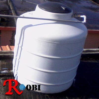 نصب مخزن ذخیره آب