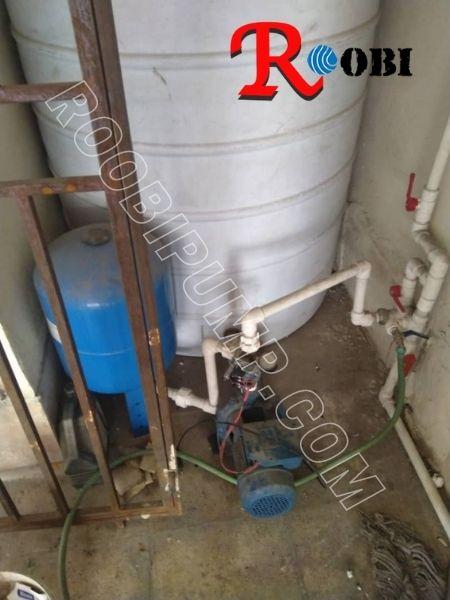 تعمیر پمپ آب