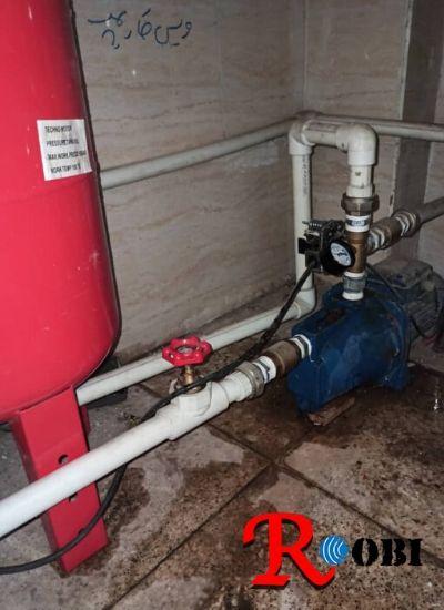 تعمیر پمپ آب در شمال تهران