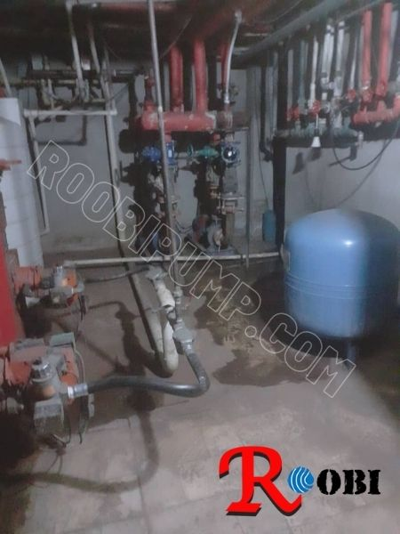 سرویس پمپ آب
