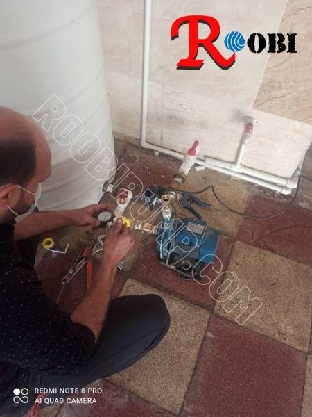 تعمیر پمپ آب خانگی