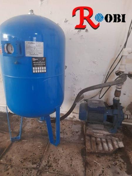 تعمیرکار پمپ آب در دلاوران