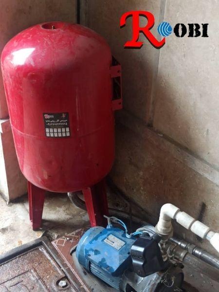 نصاب پمپ آب مشیریه