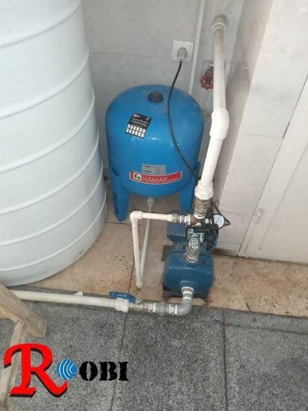 تعمیر پمپ آب سبلان